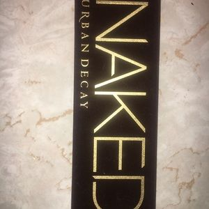 The Old Urban Decay Naked Palette